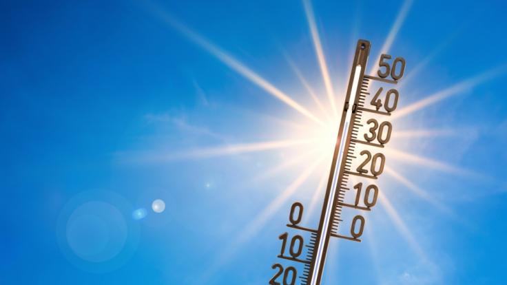 Am Ostersamstag können es bis zu 25 Grad werden.