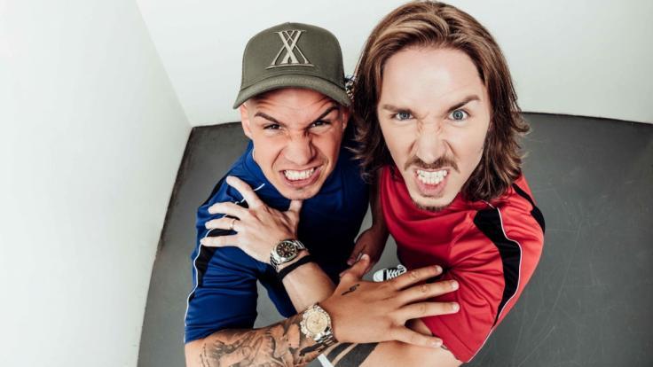 """Bei """"Schlag den Star"""" duellieren sich die Vollblutmusiker Pietro Lombardi und Gil Ofarim um 50.000 Euro. (Foto)"""