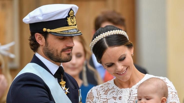 Nach Baby Alexander: Prinz Carl Philip und Prinzessin Sofia erwarten ihr zweites Kind. (Foto)
