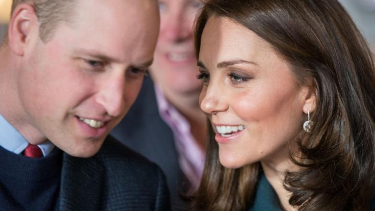 Führen eine Bilderbuch-Ehe: William und Kate. (Foto)