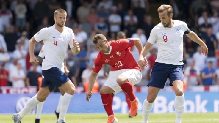 England ist Dritter derNations League.