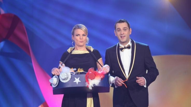 Mirja Boes und Marc Metzger führen durch den ZDF-Karnevals-Kracher