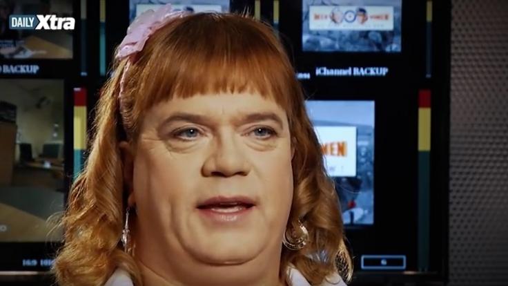 Transgender-Papa lebt jetzt als 6-jähriges Mädchen.
