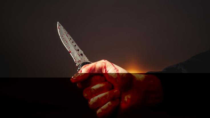 Ein Mann in der Ukraine schnitt dem Vergewaltiger seiner Frau den Penis ab. (Symbolbild) (Foto)