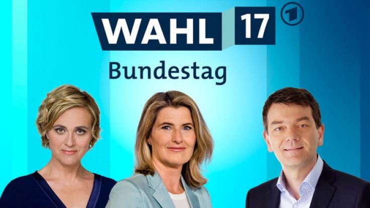 """Die """"Berliner Runde"""" läuft am Sonntag im Ersten und bei ZDF. (Foto)"""