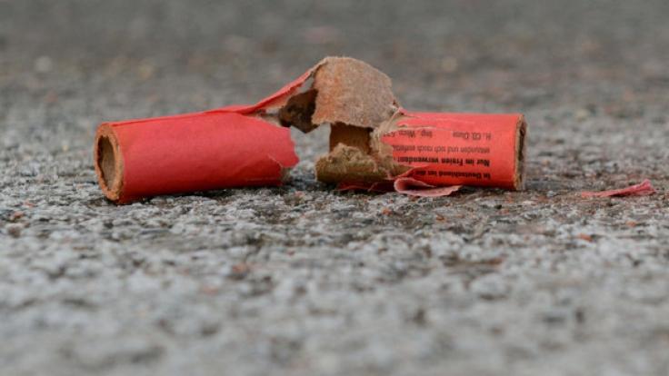 In vielen Städten gibt es auch in diesem Jahr wieder ein Böllerverbot zum Jahreswechsel. (Foto)