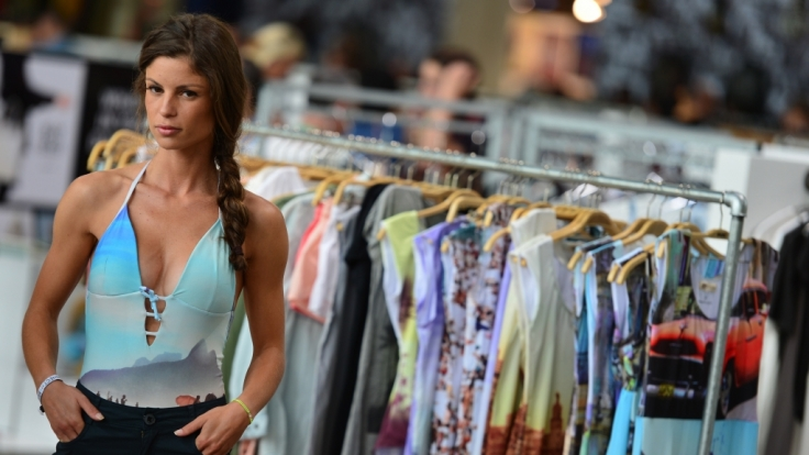 """Alissa Harouat (30) hat sich als Model und Teilnehmerin bei """"Der Bachelor"""" 2013 einen Namen gemacht. (Foto)"""