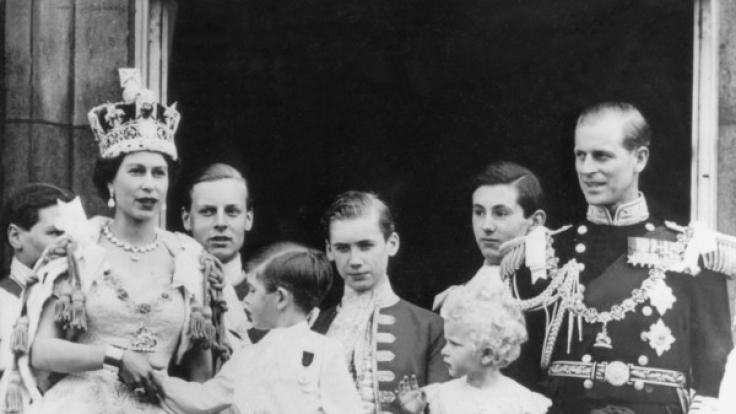 65 Thronjubiläum Von Queen Elizabeth Ii 65 Jahre Im Amt So Kam