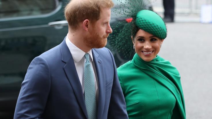 Prinz Harry und Meghan Markle haben ihr Pulver gegen die britische Königsfamilie längst noch nicht verschossen. (Foto)