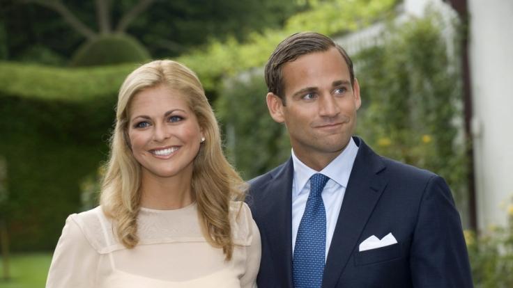Prinzessin Madeleine und Jonas Bergström trennten sich - aus diesem Grund. (Foto)