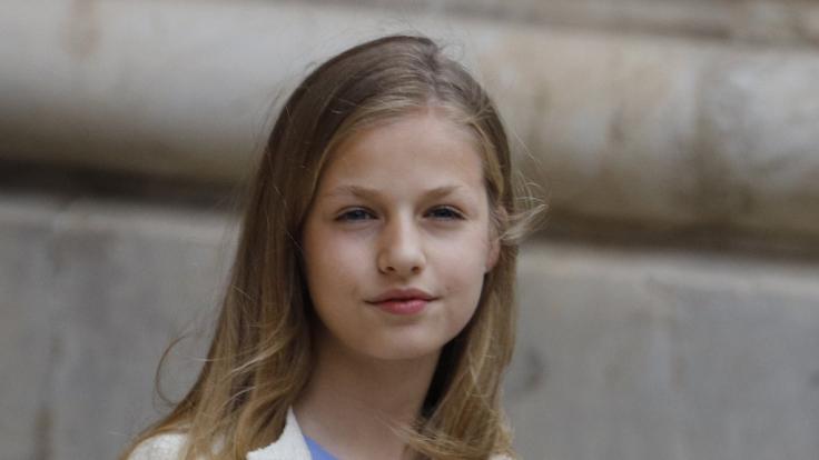 Kronprinzessin Leonor von Spanien (Foto)