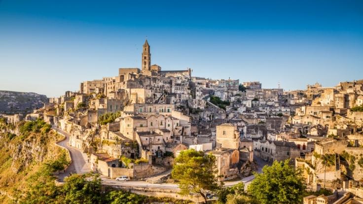 Matera: ein unberührtes Juwel in Italien. (Foto)