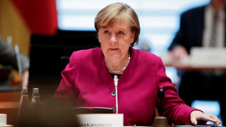 Bekommt Angela Merkel die Bundesnotbremse durch Bundestag und Bundesrat? (Foto)
