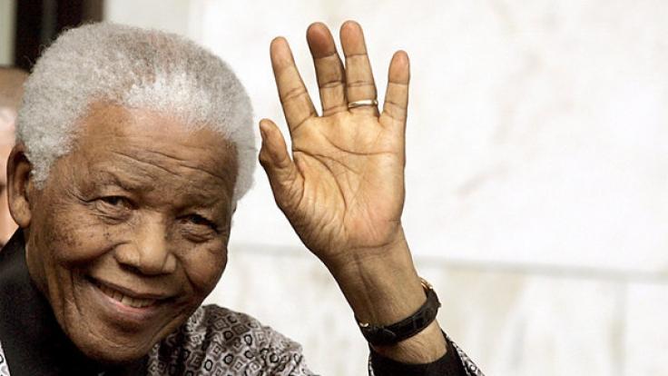 Der Freiheitskämpfer Nelson Mandela gilt als Namenspate für den Mandela-Effekt.