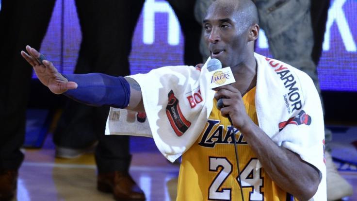 Der ehemalige Basketballprofi Kobe Bryant ist im Alter von 41 Jahren bei einem Hubschrauberabsturz tödlich verunglückt.