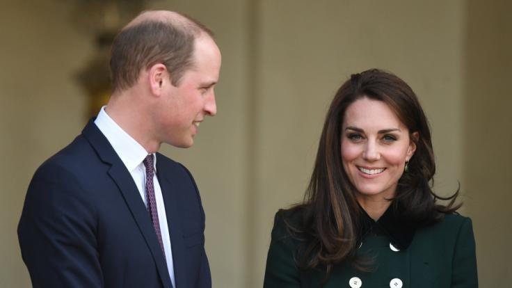 Kate Middleton und Prinz William sind seit 2011 glücklich verheiratet.