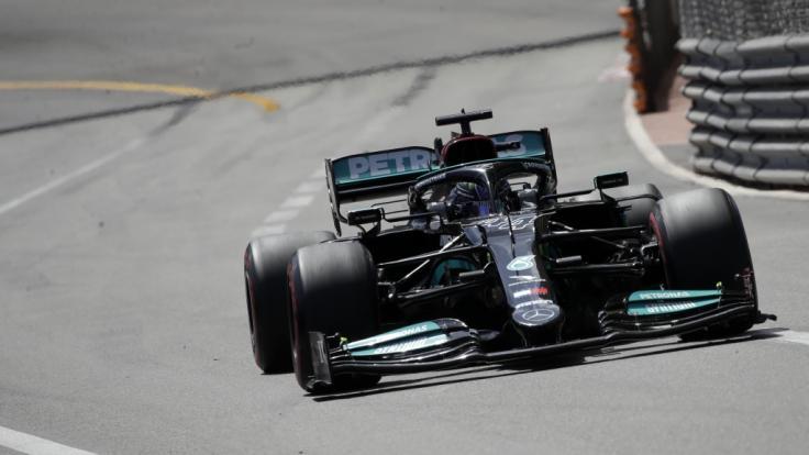 Alle Ergebnisse der Formel 1 in Baku beim Großen Preis von Aserbaidschan (Foto)