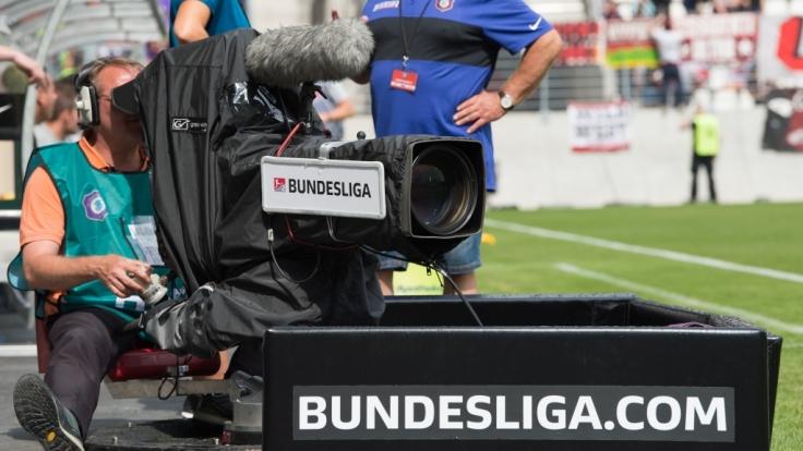 Wann und wo können Fußball-Fans die Spiele der 2. Fußball-Bundesliga in TV und Live-Stream sehen? (Foto)