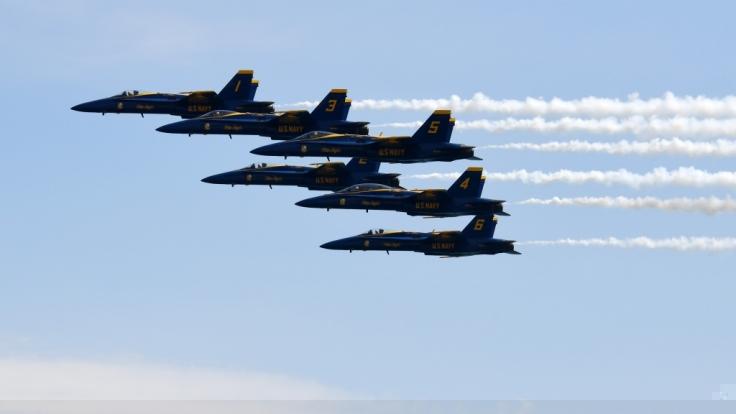Die US-Navy hat einem Patentantrag zufolge einen neuartigen Antrieb entwickelt. (Symbolbild)