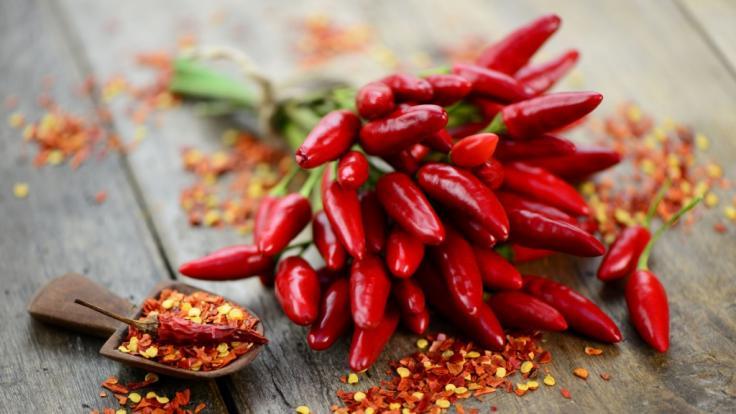 Chilis und andere scharfe Lebensmittel können antibakteriell wirken. (Symbolfoto) (Foto)