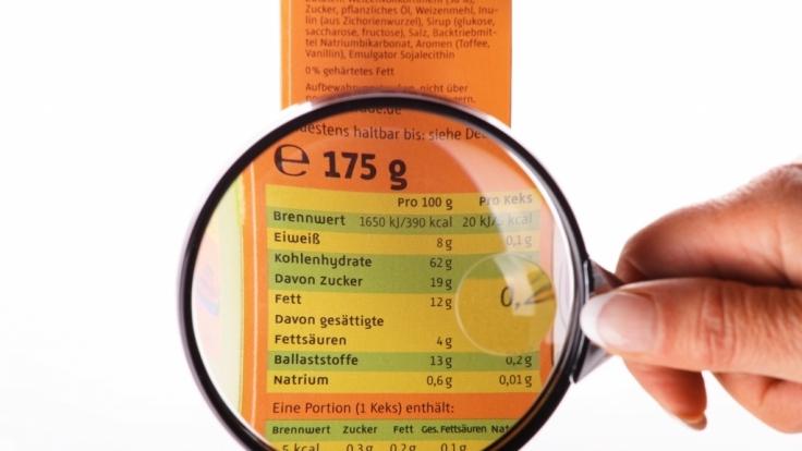 Viele Zusatzstoffe sind in unseren Lebensmitteln erlaubt. Einzige Voraussetzung: Sie müssen notwendig sein. (Foto)
