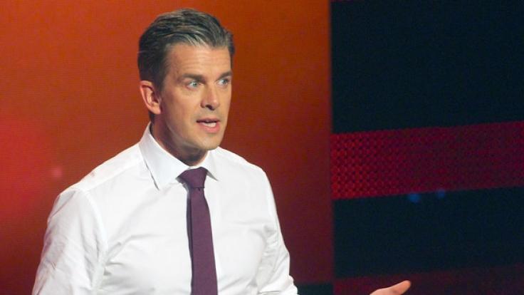 Markus Lanz hat einmal mehr die Ehre, den ZDF-Jahresrückblick zu präsentieren. (Foto)