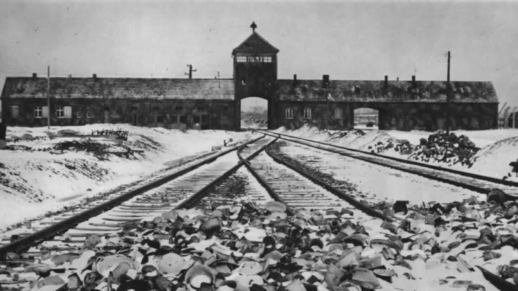 Die Holocaust-Opfer sollen bis zu 60 Minuten in der Gaskammer gelitten haben.