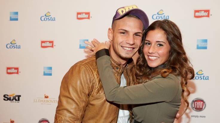 Sarah und Pietro verstehen sich nach ihrer Trennung wieder besser. (Foto)