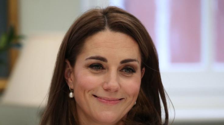 Kate Middleton lüftet ihr Schönheitsgeheimnis.