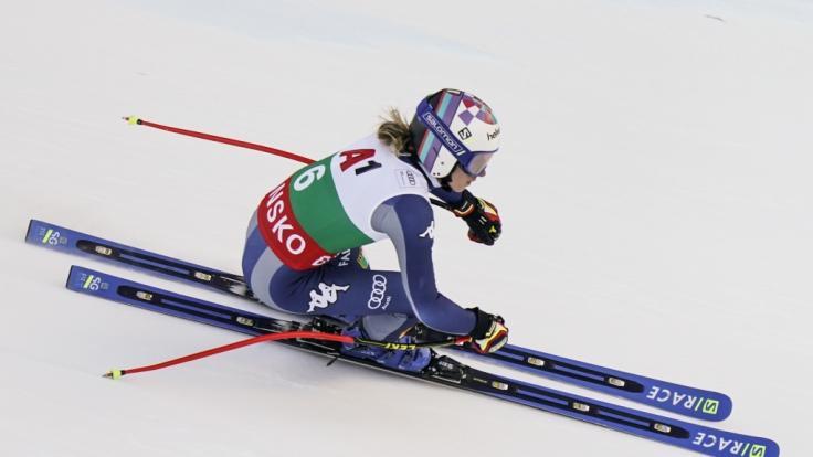 Ski alpin Weltcup 2019/2020 in Live-Stream und TV. (Foto)