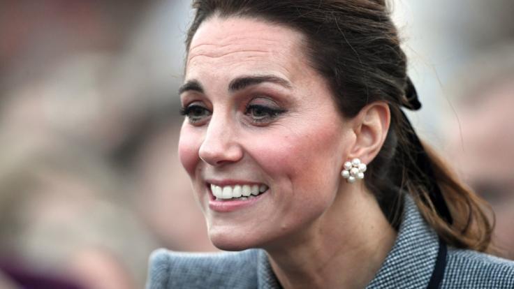 Darf sich Herzogin Kate bald wieder über Nachwuchs freuen? (Foto)