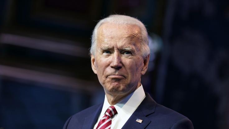 Will es sich Joe Biden mit den Linken nicht verscherzen? (Foto)