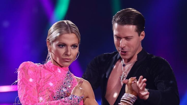 Valentina Pahde tanzte mit Valentin Lusin. (Foto)