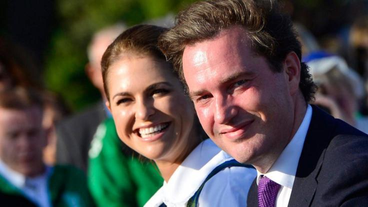 Prinzessin Madeleine von Schweden und ihr Ehemann Chris O'Neill sind in ihrer Wahlheimat Florida einem Verbrechen zum Opfer gefallen. (Foto)