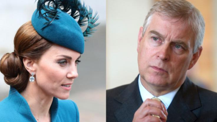 Kate Middleton soll von Prinz Andrew schwer enttäuscht sein. (Foto)