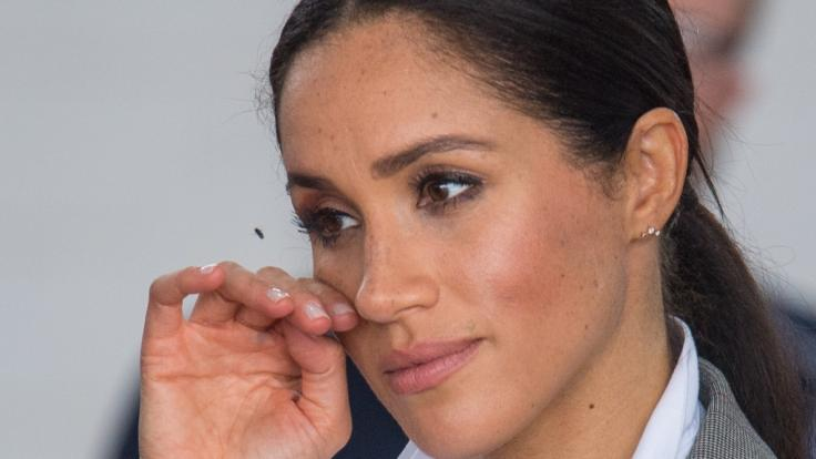 Meghan Markle hat weniger modischen Einfluss als Herzogin Kate. (Foto)