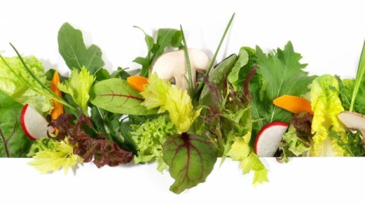 Salat kann schnell ungesund werden.