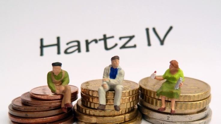 Hartz IV und Bafög - eine Kombination, die sich finanziell mal negativ, mal positiv auswirken kann. (Foto)