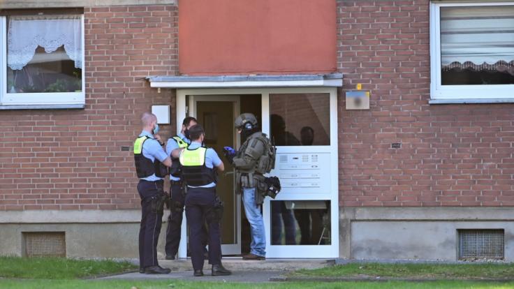 In Krefeld wurde eine Frau stundenlang schwer misshandelt. (Foto)