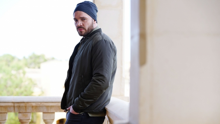 Patrick Heinrich in seiner Rolle als Erik Fritsche. (Foto)