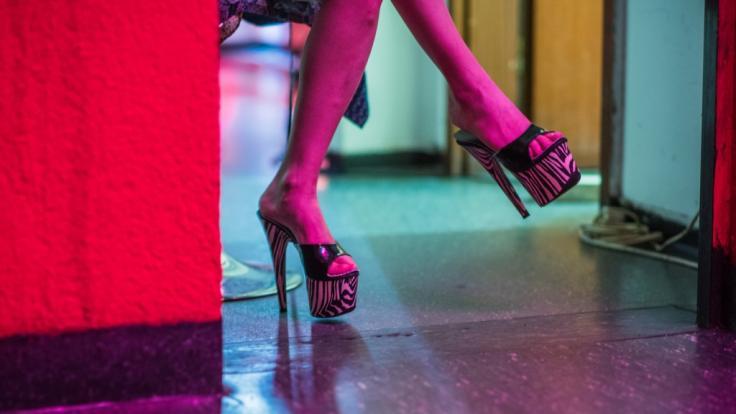 Eine Prostituierte bot während des Coronavirus einen Sex-Marathon an. (Foto)