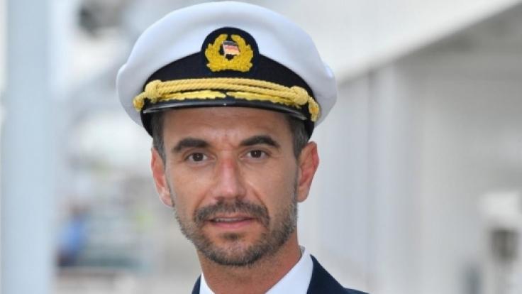 """Wird Florian Silbereisen seine Rolle als Kapitän Max Parger auf dem """"Traumschiff"""" für DSDS an den Nagel hängen? (Foto)"""