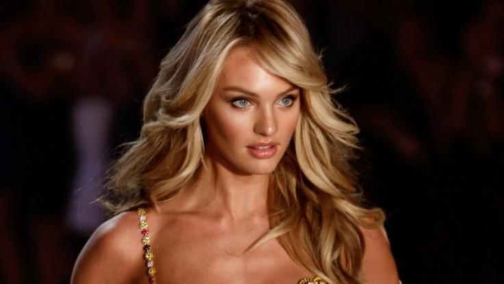 Candice Swanepoel gehört zur Model-Elite.