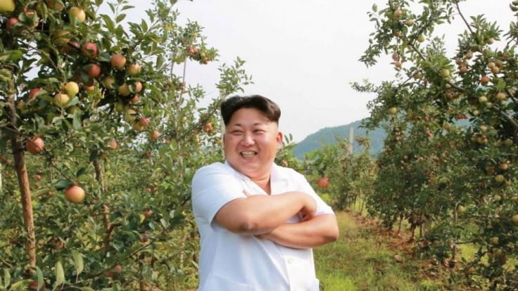 Was treibt Kim Jong Un so ganz privat? (Foto)