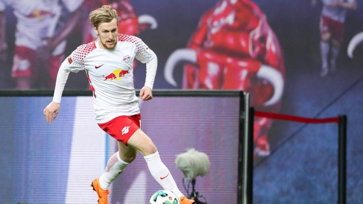 RB Leipzig mischt mit Emil Forsberg in der Europa League 2018/19 mit.