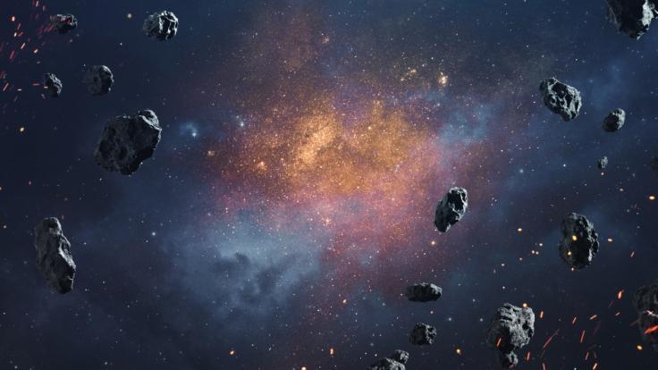 Die Entdeckung der Asteroiden 1986 DA und 2016 ED85 weckt neue Hoffnungen in der Forschergemeinde (Symbolbild). (Foto)