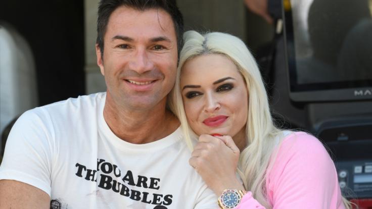 Lucas Cordalis und Daniela Katzenberger sind seit knapp zwei Jahren verheiratet.