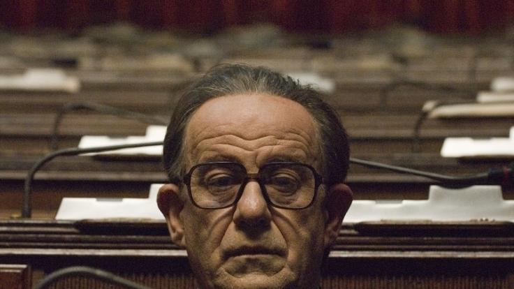 Mafia als Filmstoff: Toni Servillo spielte in «El Divo» den ehemaligen Ministerpräsidenten Andreotti. (Foto)