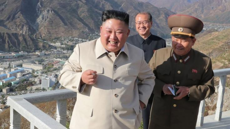 Verfügt Kim Jong-un bereits über Atomwaffen?
