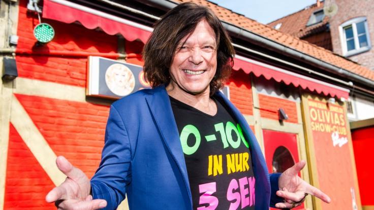 """Auch finanziell ist der Titel """"König von Mallorca"""" bei Jürgen Drews angemessen. (Foto)"""